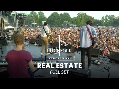 Real Estate Full Set - Pitchfork Music Festival 2014
