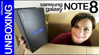 Video Samsung Galaxy Note 8 xoI790PMAt8