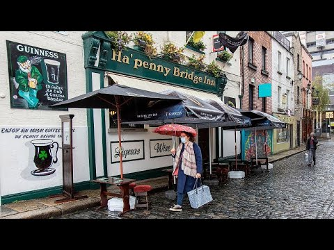 Coronavirus: Ireland to go back into lockdown as Europe battles second wave