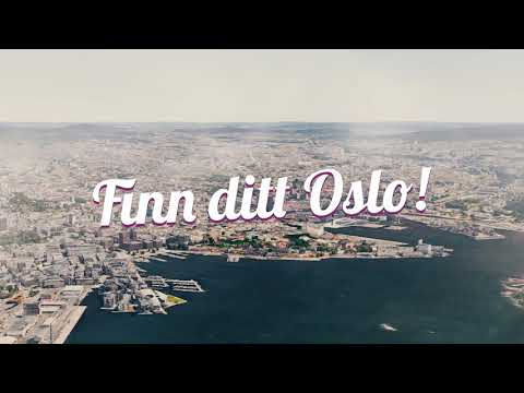 Finn ditt Oslo - utforsk studenthovedstaden og alt den har å tilby