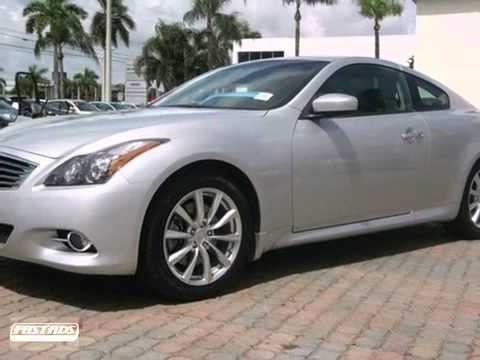 2011 Infiniti G37 #I121101A in West Palm Beach, FL