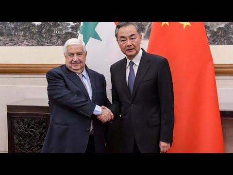 هل تغير الصين موقفها المساند لنظام الأسد؟ - تفاصيل | سوريا