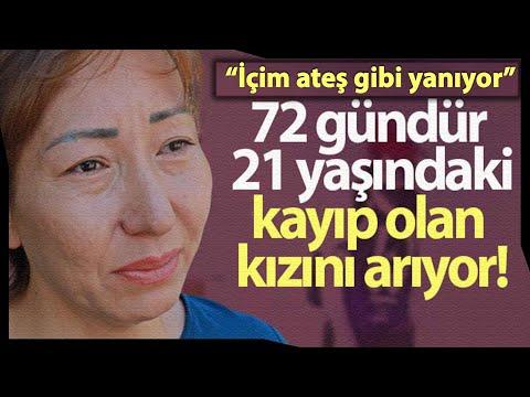 72 Gündür Kayıp Olan Kızının Son Görüldüğü Noktaya Gelip Gözyaşı Döktü
