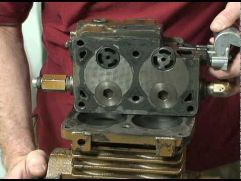 Compressors: Bendix Air Compressor