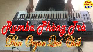 Chơi Đàn Organ Trực Tiếp Hay Và Đẳng Cấp | Hòa Tấu Rumba 1975