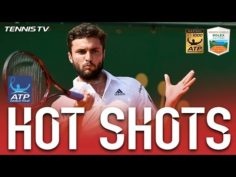 Hot Shot: Simon Produces Pure Magic Against Djokovic In Monte-Carlo