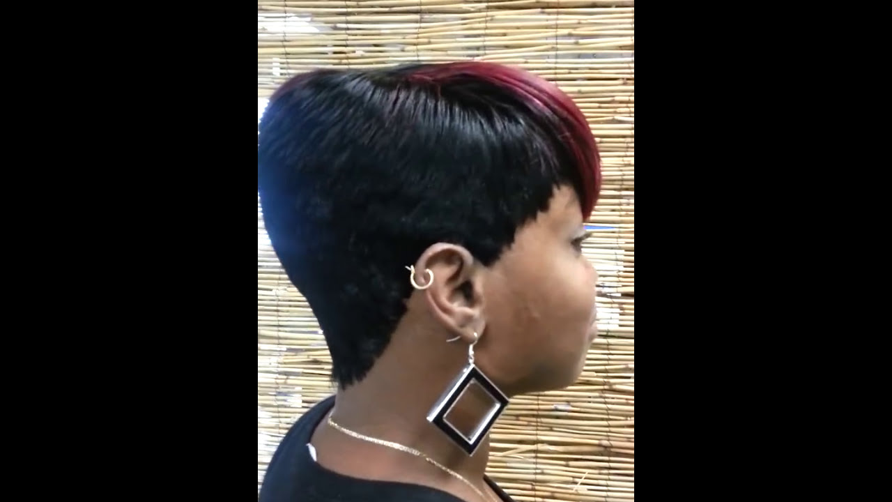 We Love Short Cuts By Jada Quick Weaves