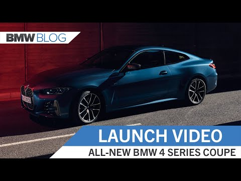 THE NEW 4 SERIES LAUNCH VIDEO