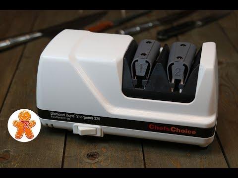 Итоги Розыгрыша Электрической Точилки Для Ножей Chef'sChoice CH/320