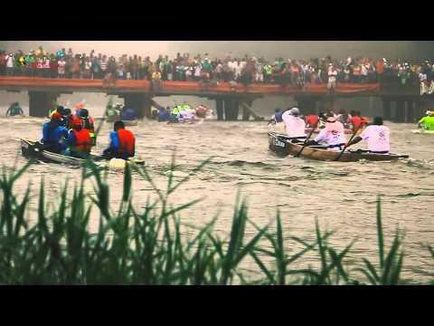 La Ruta Maya Belize River Challenge Launch 2016!