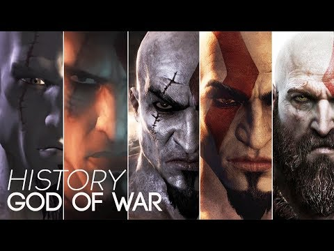 ملخص كامل بالترتيب  لقصة GOD OF WAR !!