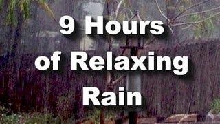 "Rain Sounds : 9 hour long Raining ""Sleep Sounds"""
