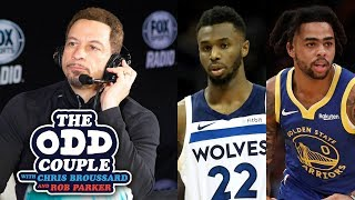 Warriors & Timberwolves Shake Up Their Roster At Trade Deadline