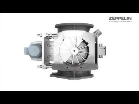 Zeppelin Rotary Feeder | Functionality