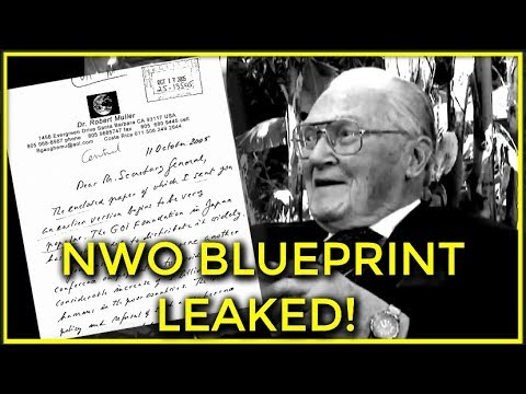 MISSING LINK TO THE NWO REVEALED! Final Takeover In Progress UN Assistant Secretary-General Leaks!