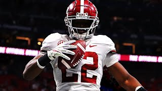 Najee Harris - Best RB in College Football ᴴᴰ