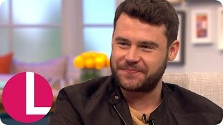 Emmerdale's Danny Miller On Aaron's Child Abuse Storyline | Lorraine