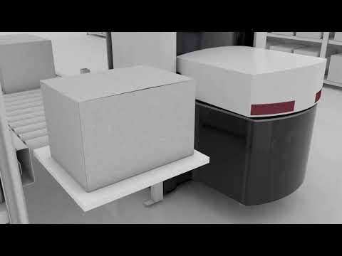 Magazino SOTO | Automatisierung mit intelligenten Robotern in der Fashionlogistik