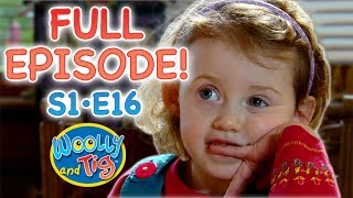 Woolly and Tig - The Beard | S1 • EP16 | Kids TV Show | Full Episode | Toy Spider
