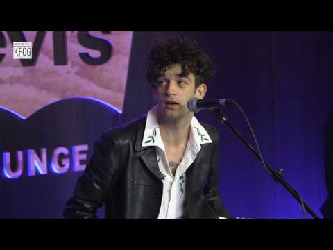 KFOG Private Concert: the 1975 - Interview