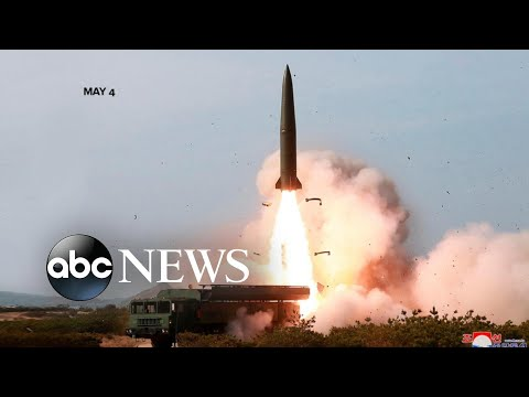 Tensions grow as North Korea launches more projectiles