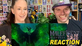 Maleficent: Mistress Of Evil Trailer REACTION