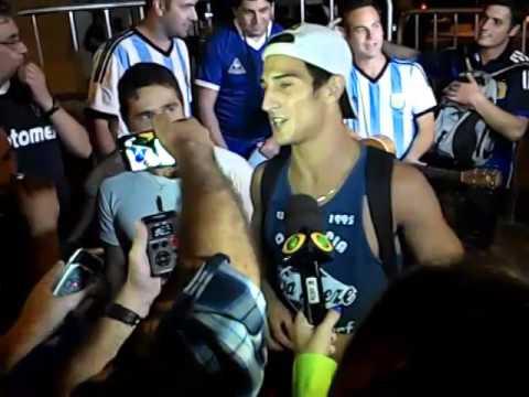 Así se vive el mundial en Río de Janeiro