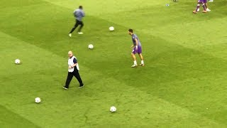 UEFA CHAMPIONS LEAGUE FINAL 2017 | Cristiano Ronaldo unseen footage + REAL MADRID VS JUVENTUS VLOG!