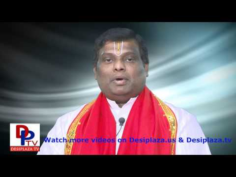 Last Part.Sri.Sesha Sai Local Hindu Religious Priest explaining Shivaratri on Desiplaza TV