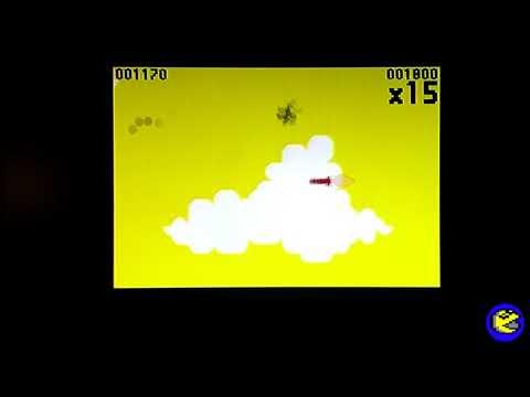 LuftrauserZ Commodore 64 en una TV