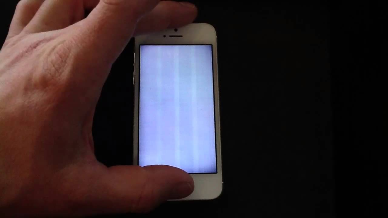 iphone 5s recall iphone 5 screen problem 9397