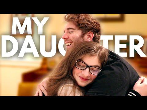 MEETING MY DAUGHTER