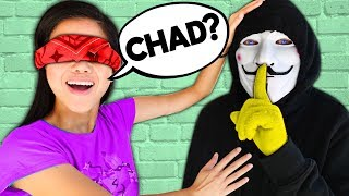 I AM BLIND! 24 Hours Blindfolded Hide & Seek Challenge Searching for Code to Project Zorgo Safe
