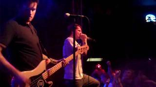 """Silverstein LIVE """"Apologize"""" cover (One Republic), Louisville 2009"""