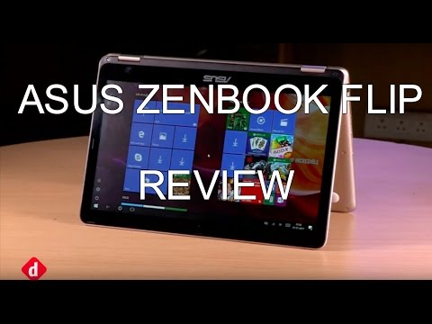 Asus Zenbook Flip Review   Digit.in