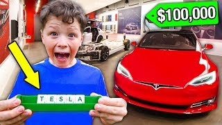 I'll Buy WHATEVER You Can Spell Challenge w/LITTLE BROTHER!!