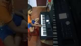 "6 year boy Handel playing ""Joy to the world """