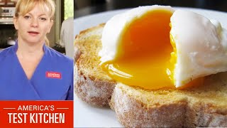 Learn to Cook: Bridget Lancaster Explains How to Poach an Egg