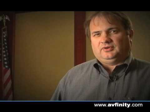 AvFinity Airs Integrated Router Solution - Steve D. Perkins - Chief Information Officer