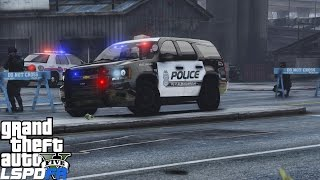 LSPDFR - LSPD Vehicle Pack Preview - Brad M