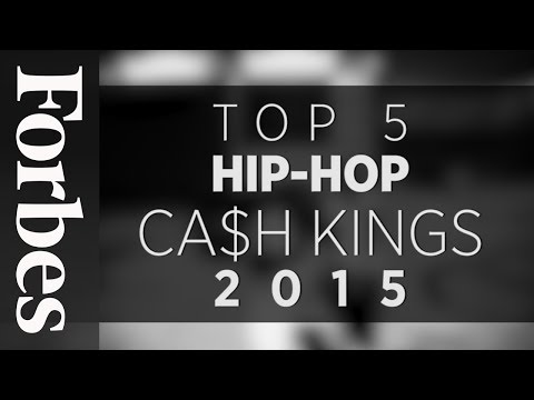 Top 5 Hip-Hop Cash Kings Of 2015
