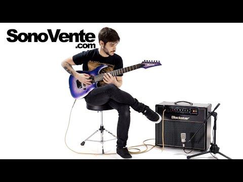 Vidéo Demo guitares Metal Ibanez & Gibson - SonoVente.com