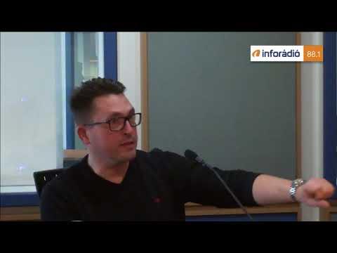 InfoRádió - Aréna - Kovács Ákos - 2. rész