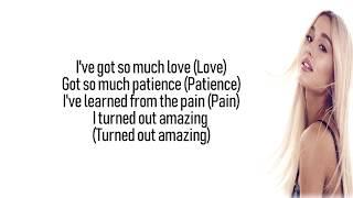 Ariana Grande - thank u, next (Lyrics | Lyric Video)