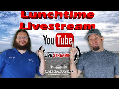 Lunchtime Livestream - 1 Week Before Black Friday