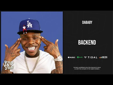 DaBaby - Backend (Baby on Baby)