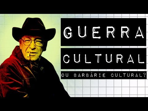 GUERRA CULTURAL OU BARBÁRIE CULTURAL? #meteoro.doc