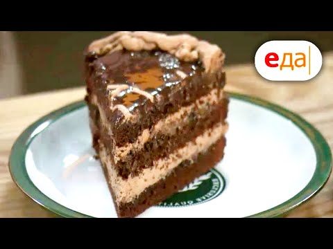 Торт «Прага» | Дежурный пекарь