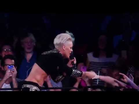 P!nk   U + Ur Hand DVD Live From Melbourne