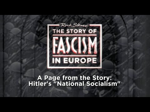 The Story of Fascism: Hitler's